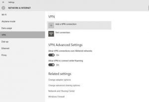How to manually configure a VPN on Windows 10 - FreeVPN Pro