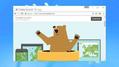 TunnelBear VPN Review - FreeVPN Pro