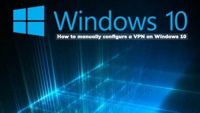Photo of How to manually configure a VPN on Windows 10