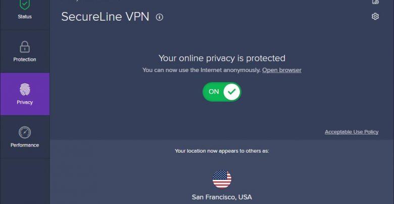 avast secureline reddit