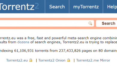 Photo of Torrentz2 Proxy, List of Torrentz2 Mirrors & Proxy sites
